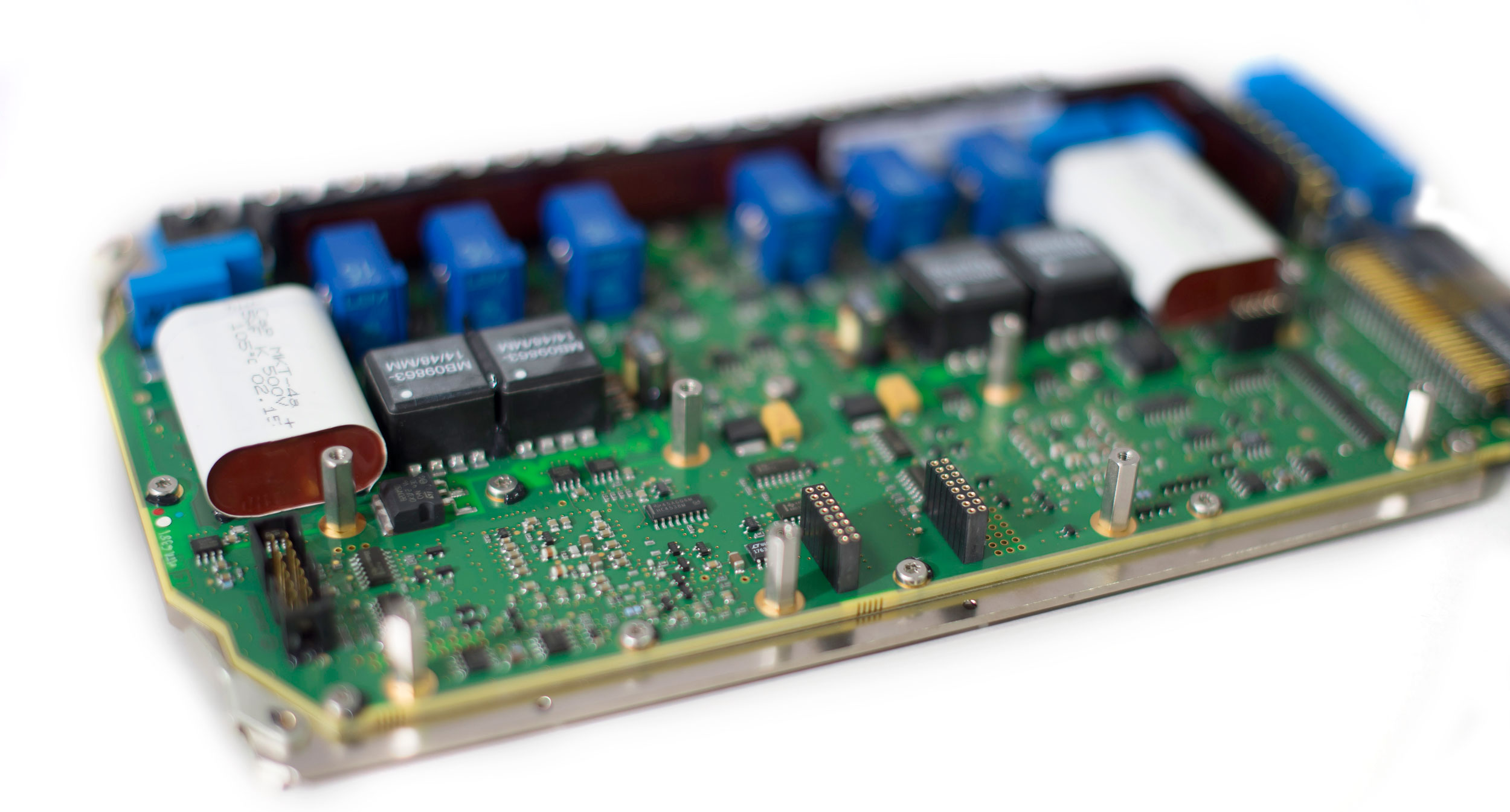 TRONICO Electronic systems design and manufacture